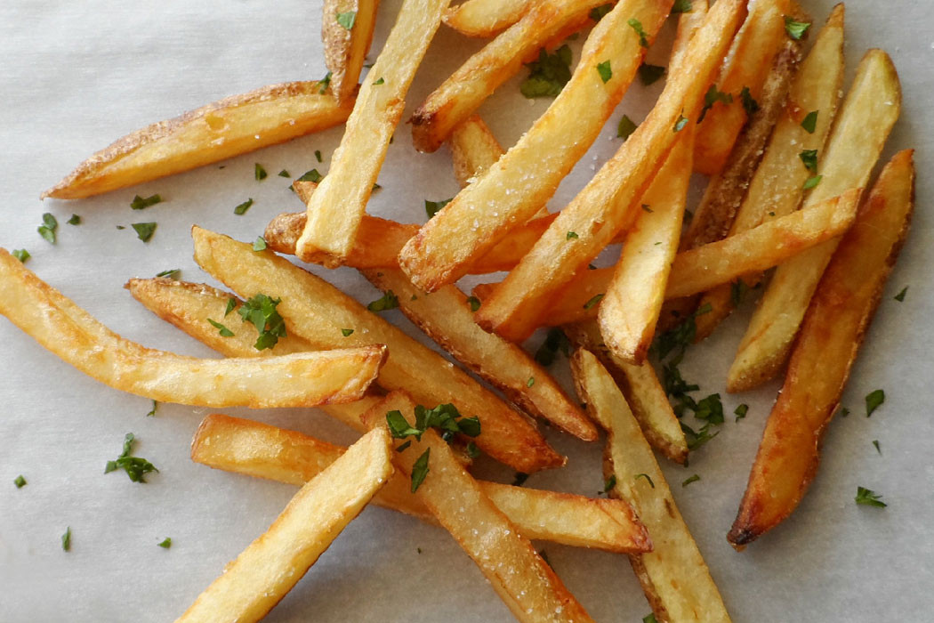 french fries homemade french fries matchstick french fries oven baked ...