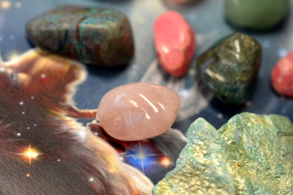 Moon Crystals for Leo