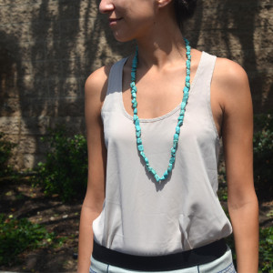Turquoise Healing Necklace
