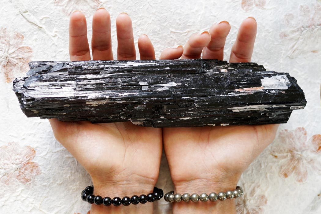 Black Tourmaline: One of Our Must Have Crystals