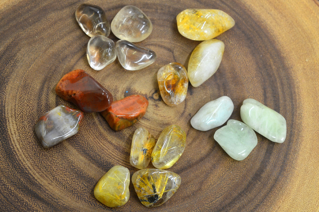 crystals for letting go of the past
