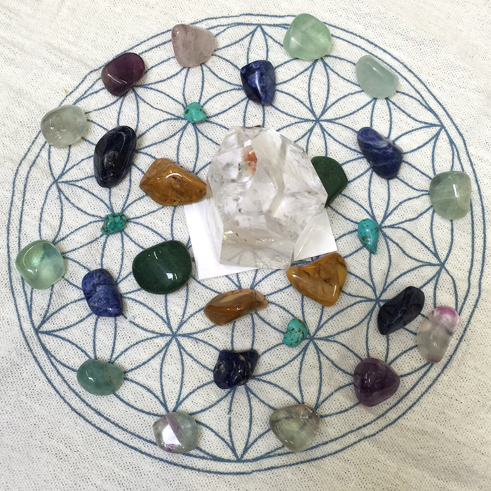 Which Gemstones are you working with right now? Healthwellness-crystalgrid