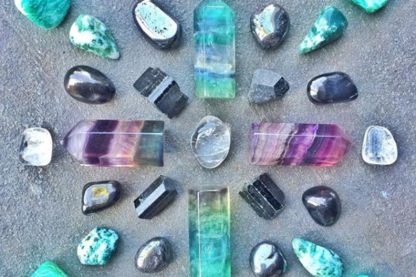Surviving Mercury Retrograde, Crystals for Mercury Retrograde