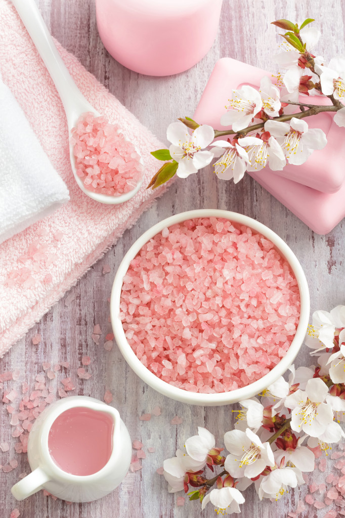 himalayan salt bath benefits