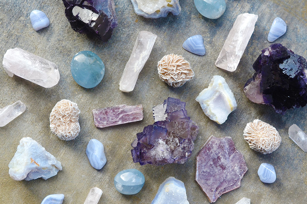 Calming crystals best crystals for anxiety and stress for Crystal fall