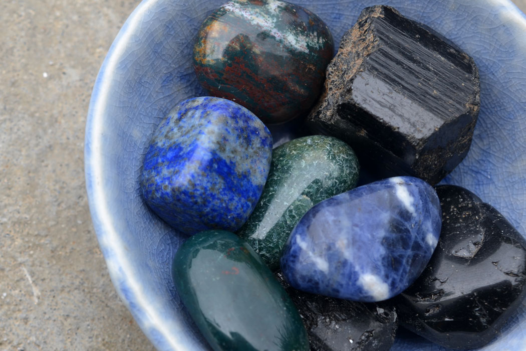 Crystals for Blood Pressure Problems, Lower Blood Pressure Naturally