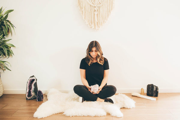 Why You Need a Sacred Space + How to Create One in Your Home