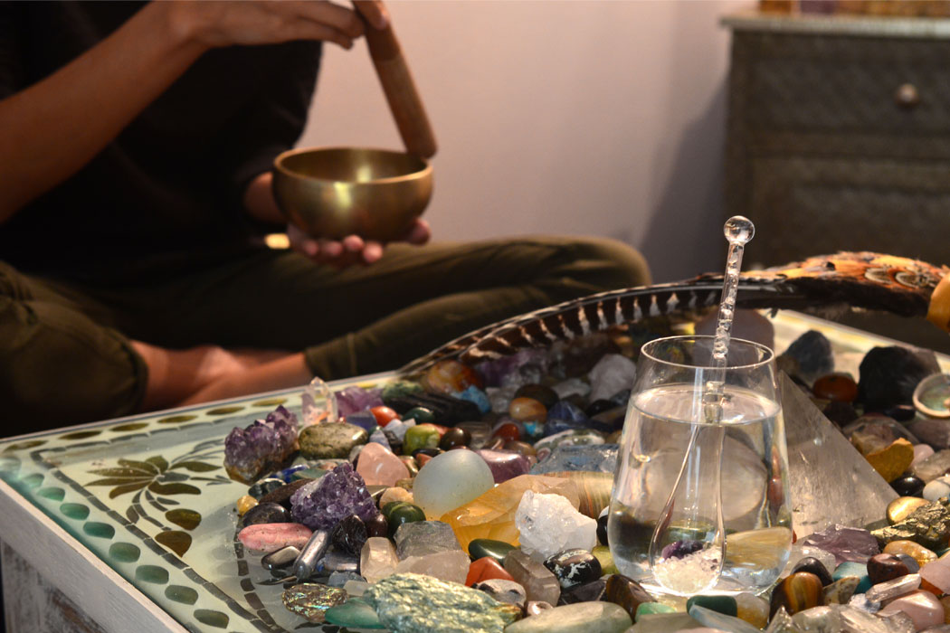 Designate sacred space enhance your meditation technique at homeenergy muse blog - Creating a meditation space ...