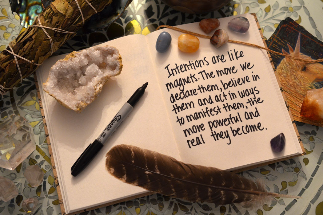 The Power of Writing in A Journal - EnergyMuse.com