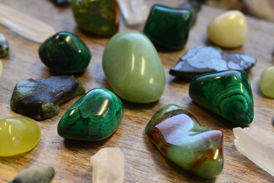 The Green Stones