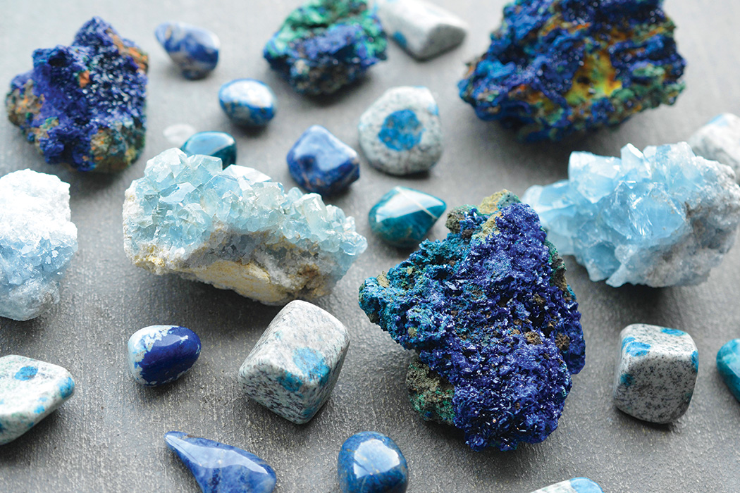 Blue Gemstones Create Tranquility Amp Calmness With Blue Stones