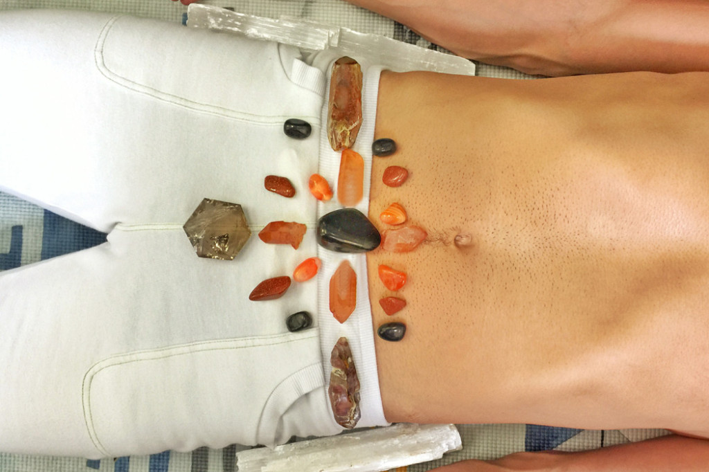 Sacral Chakra Healing With Crystals - Energy Muse Blog