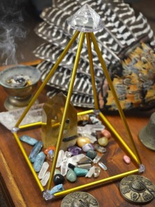 Harness the Energy of a Healing Pyramid, The Power of Pyramids