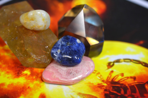 Scorpio Birthstone, Crystals for Scorpio