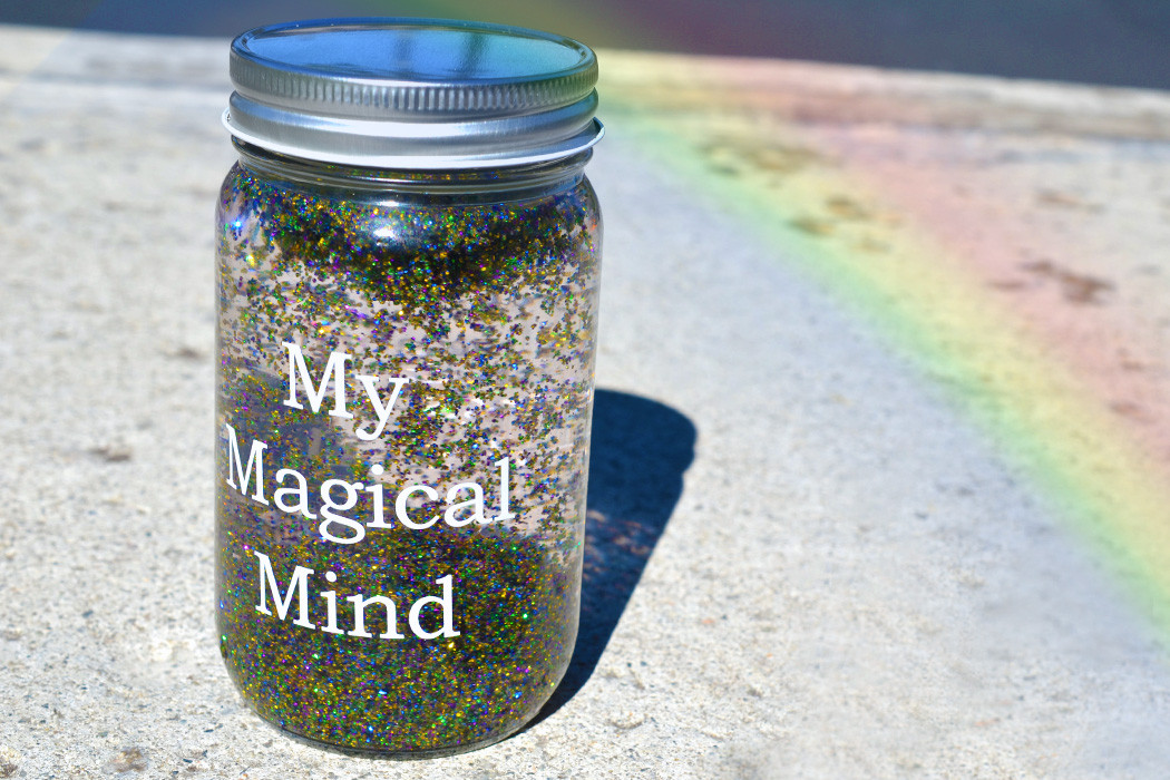Gratitude Meditation, Mind Jar