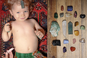 Crystal Meditation for Kids