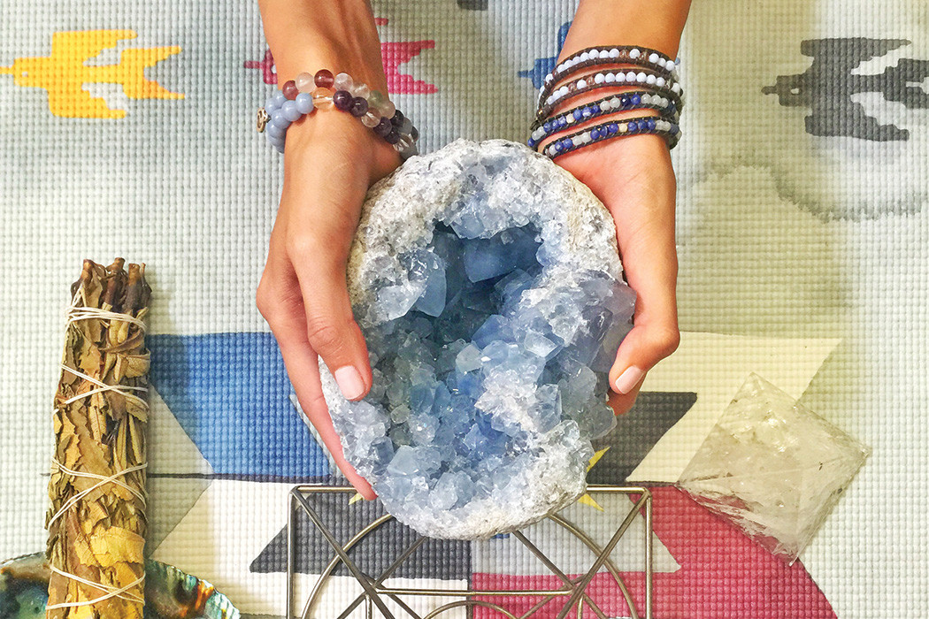 Enhance Your Three Energy Channels Using Healing Crystals