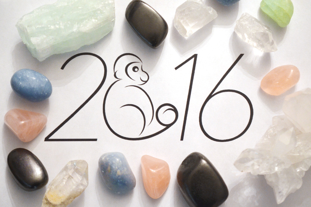 Healing Crystals Forecast for 2016