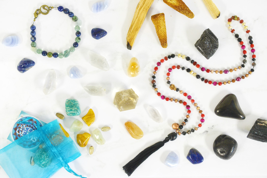 Using Crystals for Support Throughout the Year of the Monkey