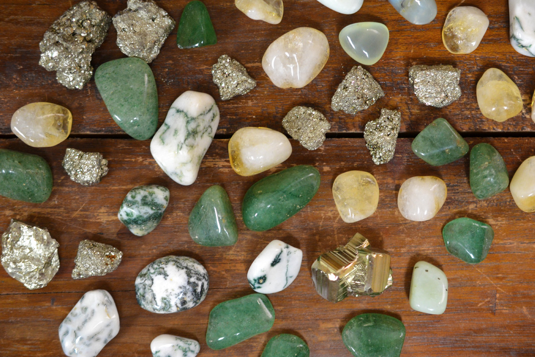 Crystals for Wealth, Prosperity & Success