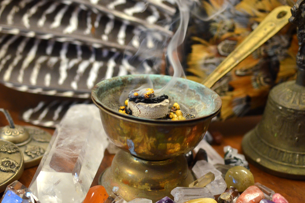 The Healing Benefits of Sacred Smoke