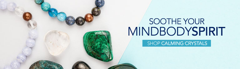 Calming Crystals for Anxiety - Energy Muse
