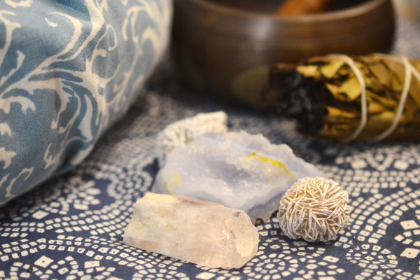 Crystal Meditation for Anxiety