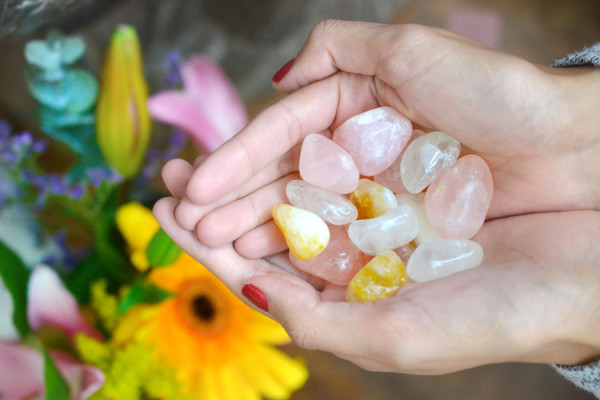 A Mother's Day Visualization with Crystals