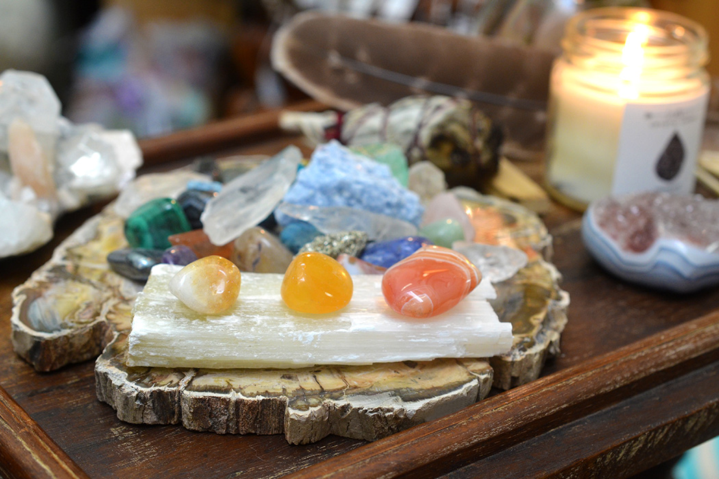 How to Create a Crystal Altar