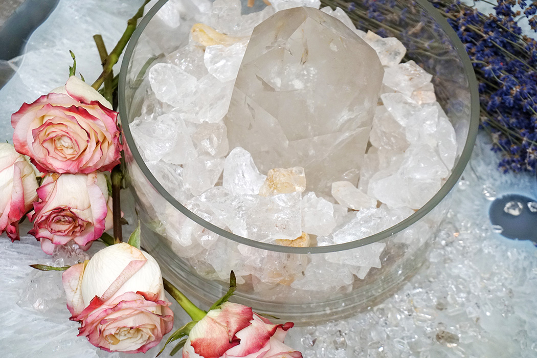 6 Ways to Add Crystal Energy to Your Bohemian Wedding Festivities