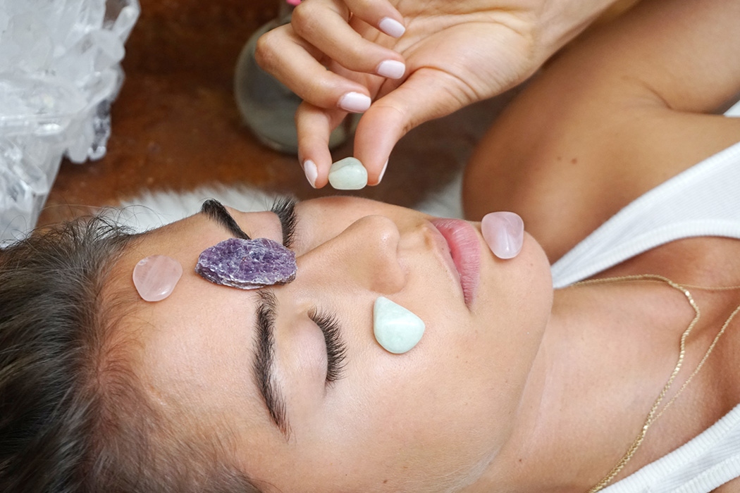 Crystal Facial Grids to Take your Beauty Routine to the Next Level