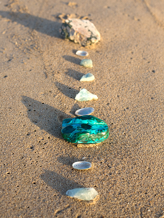 Ocean Crystals to Connect with your Inner Mermaid
