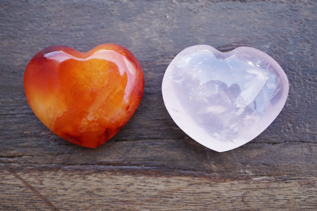Bringing Passion Back Into a Relationship with a Crystal Ritual