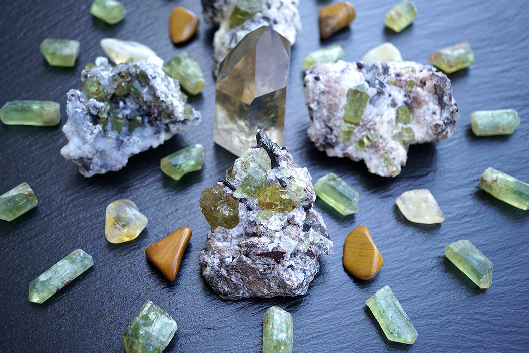 All About Sunshine: Crystals for Happiness + Positivity