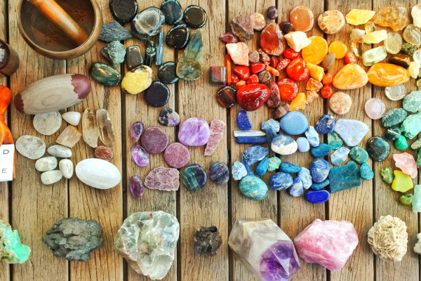 Rainbow Crystals, You are a Rainbow of Possibilities