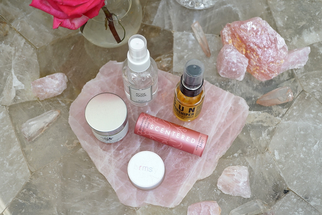 It's a Love Affair with these Rose Quartz Beauty Hacks