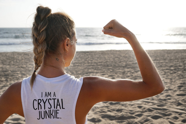 Pair Your [Inner] Superpower with a Crystal Side Kick