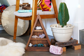 Using Crystals for the Home and Interior Design