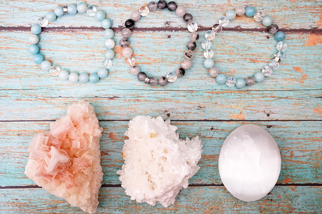 Daily Energy Clearing Crystal Ritual to Remove Negative Energy