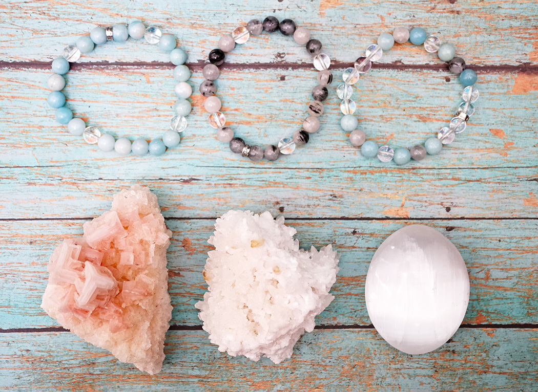 Energy Clearing Crystal Ritual To Remove Negative