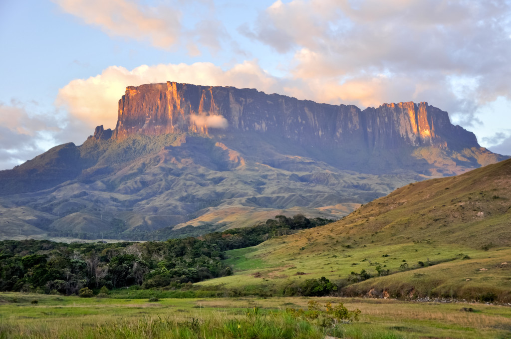 Dream Destinations for the Crystal Lover: Mount Roraima