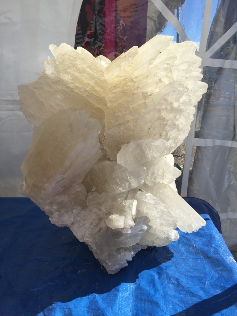 Selenite from Chihuahua, Mexico