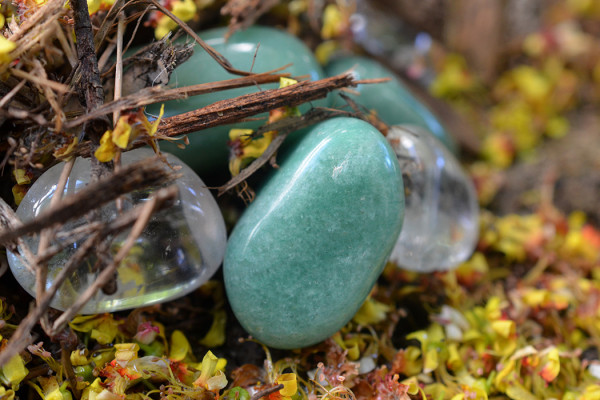 Garden Crystals for the Green Thumb