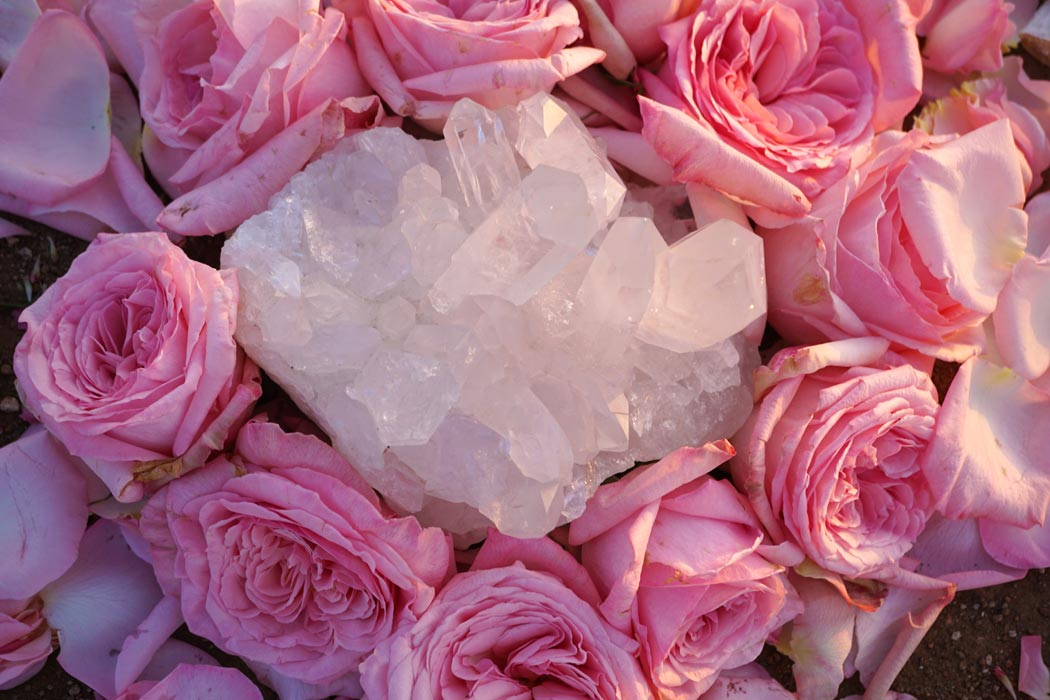 Crystallized Gifts for Mom