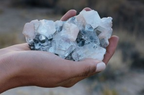 Let an Apophyllite Cluster Be Your Cosmic Companion