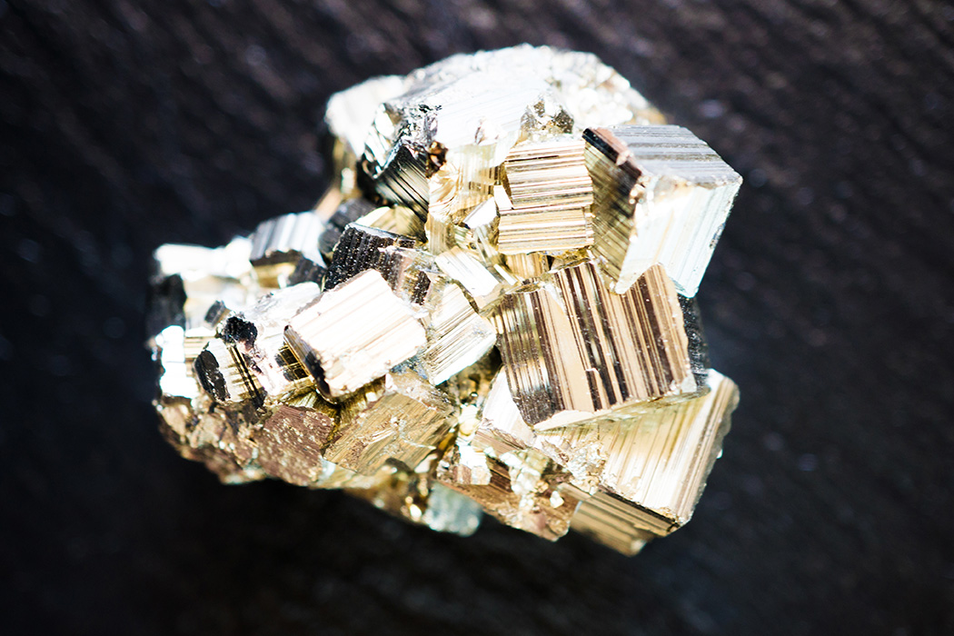 Enrich Your Life with Pyrite - Energy Muse
