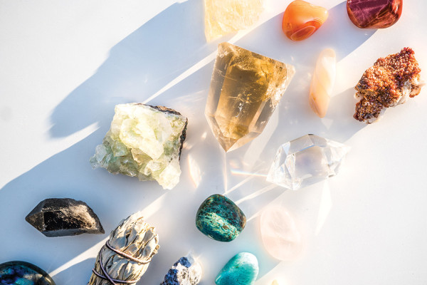 Avoiding the Perfectionist Pitfall: Crystals for Action and Release