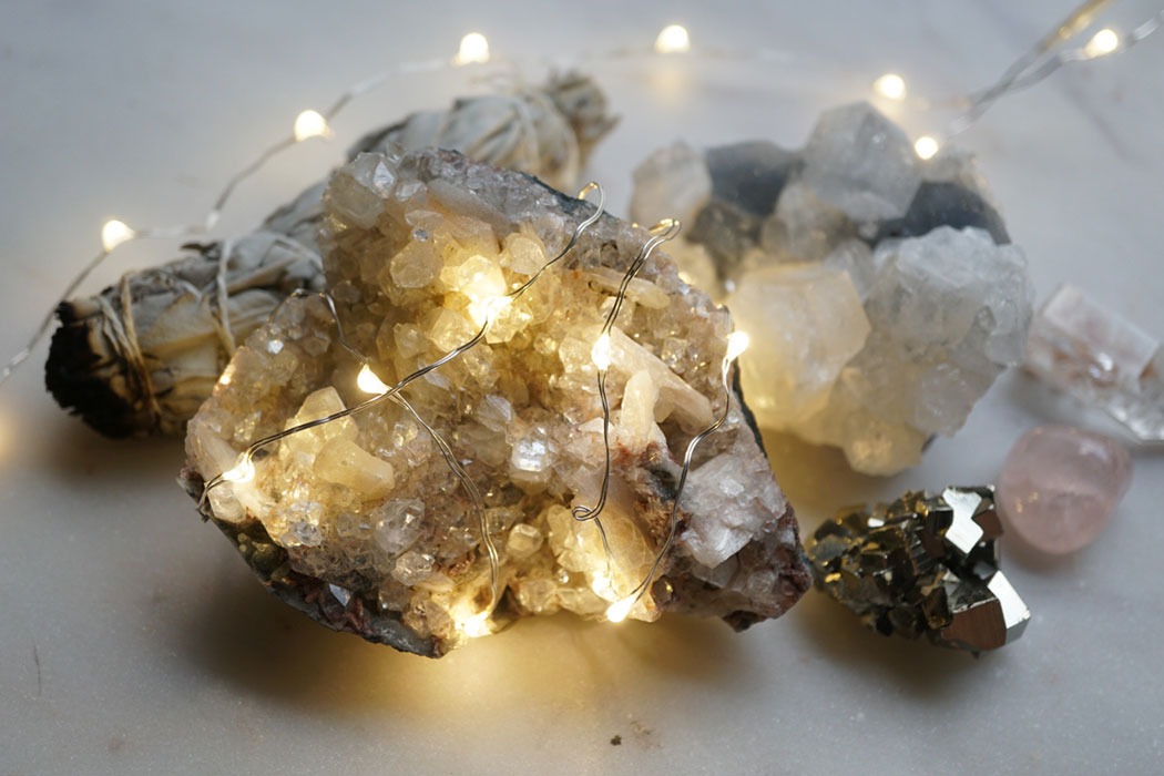 Crystals for the Holidays + Holiday Travel