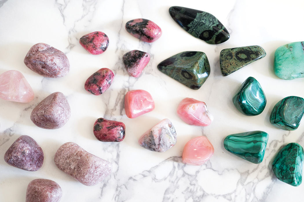 Find Your Bliss with Crystals for Joy
