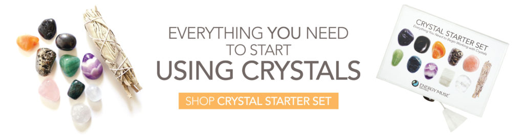 CRYSTAL STARTER SET